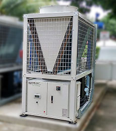 Heat Recovery Chillers with Inverter
